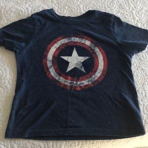 Marvel Toddler shirt